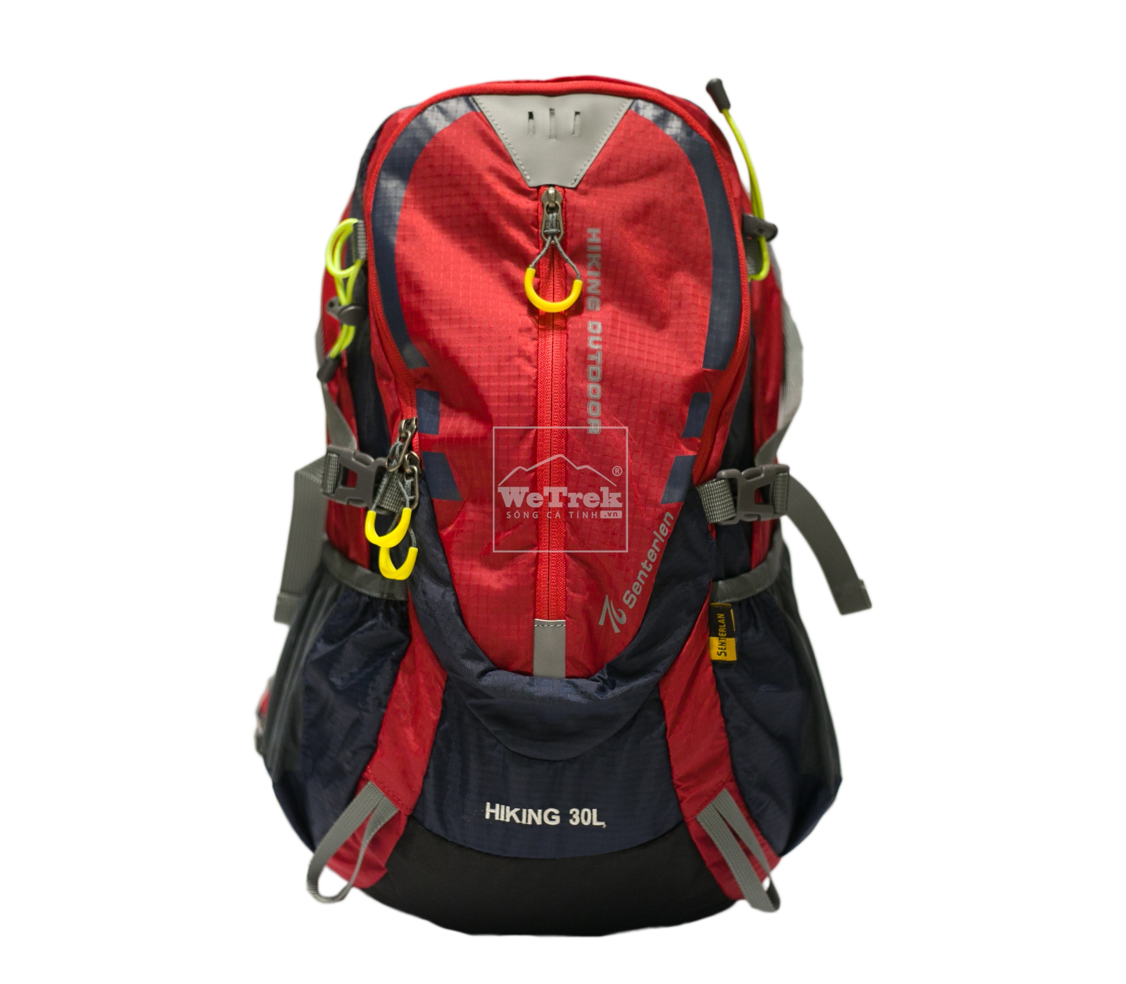 Balo leo núi Senterlan Hiking Outdoor S2316 - 8451 Đỏ