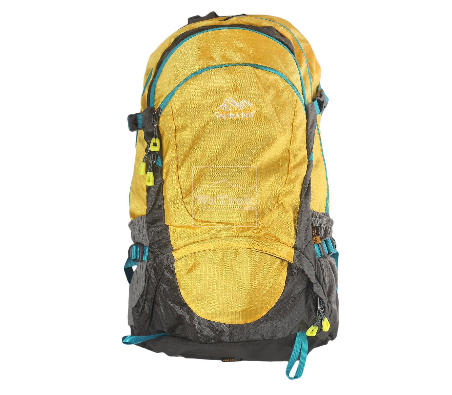 Balo leo núi 35L Senterlan S2526 - Yellow 5688