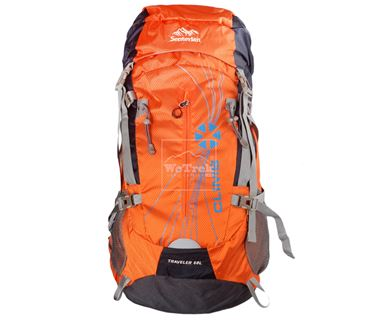 Balo leo núi Senterlan Traveler 50L S2815 Orange - 5701
