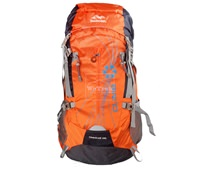 Balo leo núi Senterlan Traveler 50L S2815 Orange - 5701
