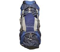 Balo leo núi VNXK DTR ACT Lite 45+10L Dark Blue  - 7548
