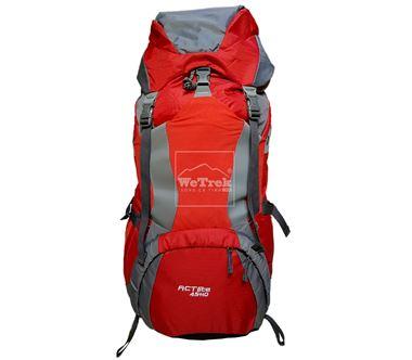 Balo leo núi VNXK DTR ACT Lite 45+10L Red  - 7547