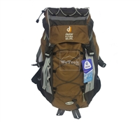 Balo leo núi VNXK Deuter Futura 45L+10L - Nâu 7843