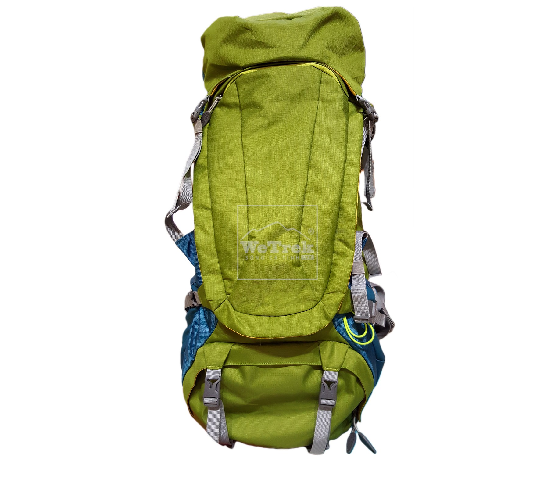 Balo leo núi VNXK JW Denali 55L Green - 7544