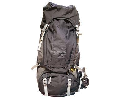 Balo leo núi VNXK JW Denali 70L Black - 7543