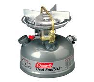 Bếp dã ngoại đa nhiên liệu Coleman Sportster II Dual Fuel 1-Burner Stove 3000000792