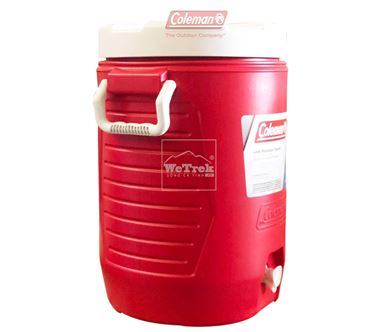 Bình giữ nhiệt Coleman 200033397-19L-Đỏ - 9345