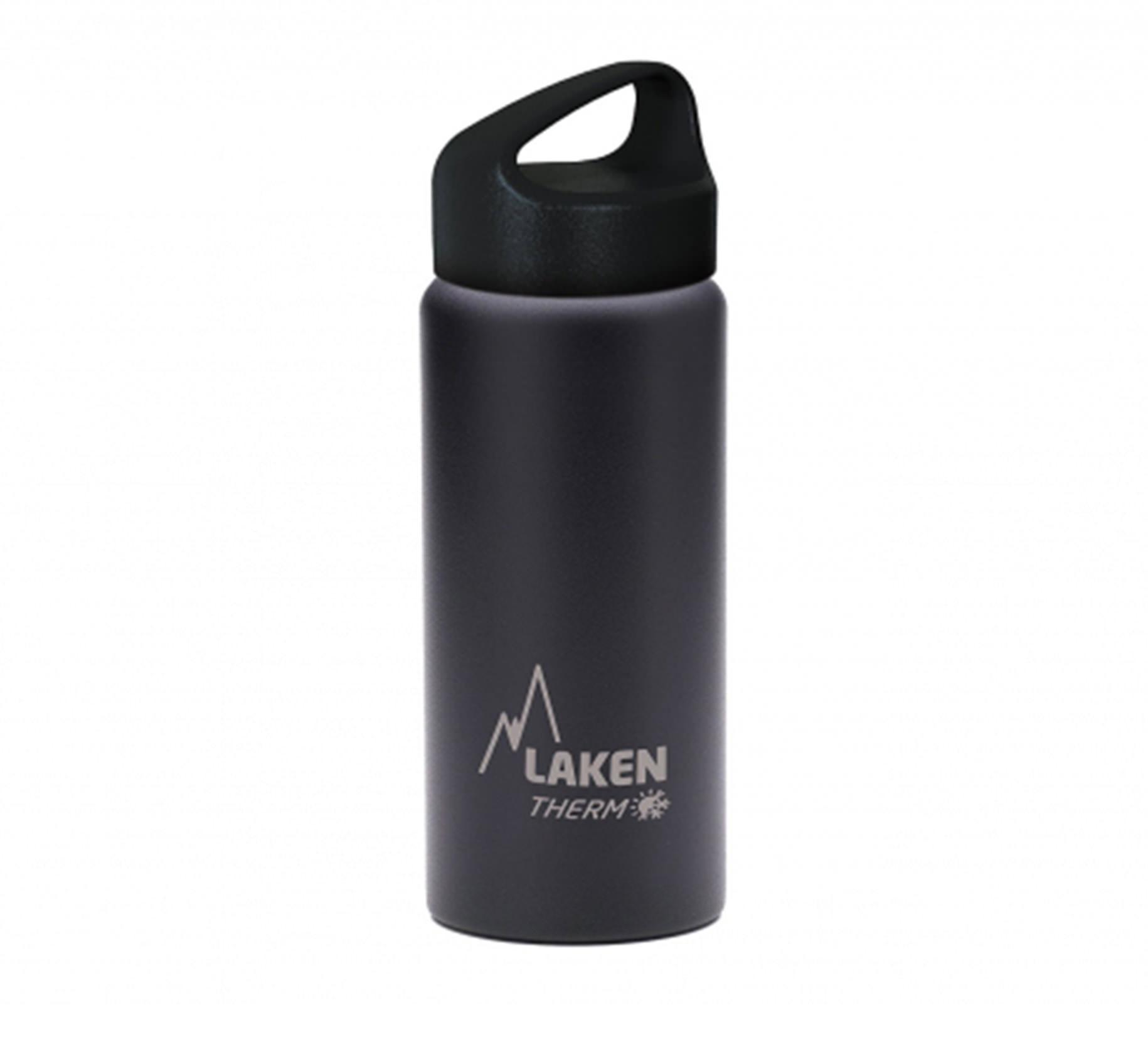 Bình giữ nhiệt LAKEN Classic Thermo 500ml - Đen