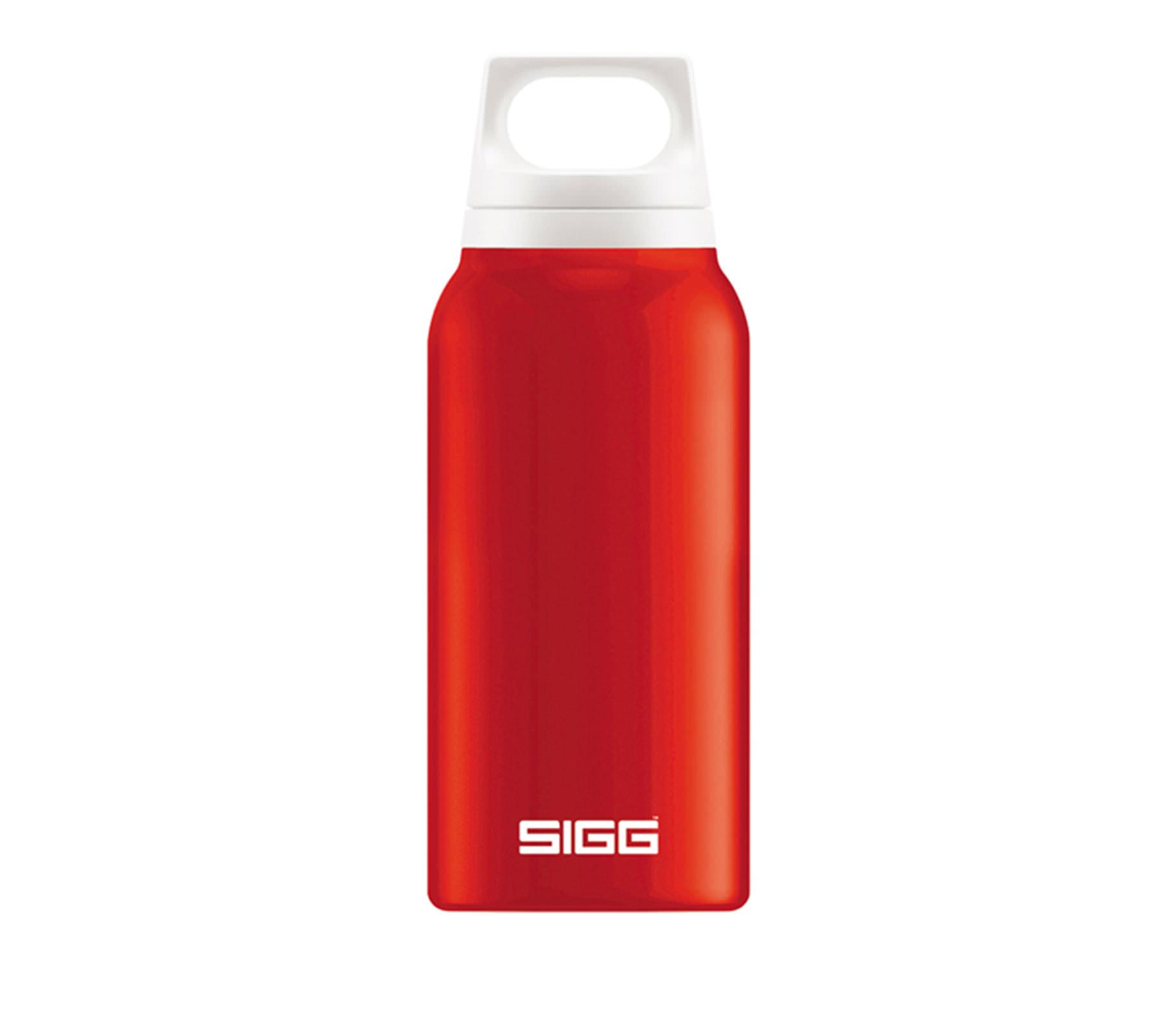 Bình giữ nhiệt SIGG Hot & Cold Classic Red 300ml