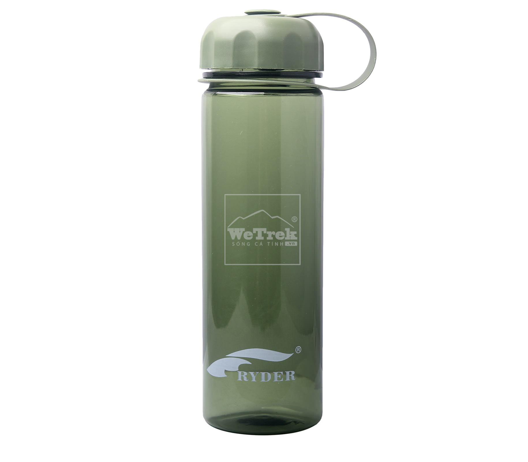Bình nước 850ml Ryder Polycarbonate Bottle N0003 - 1987
