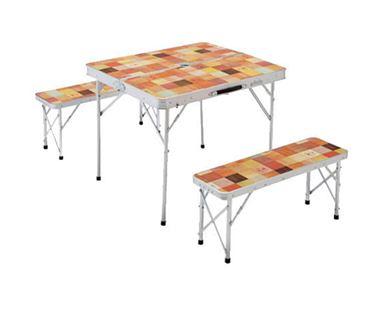 Bộ bàn ghế xếp Coleman Mosaic 2000014235