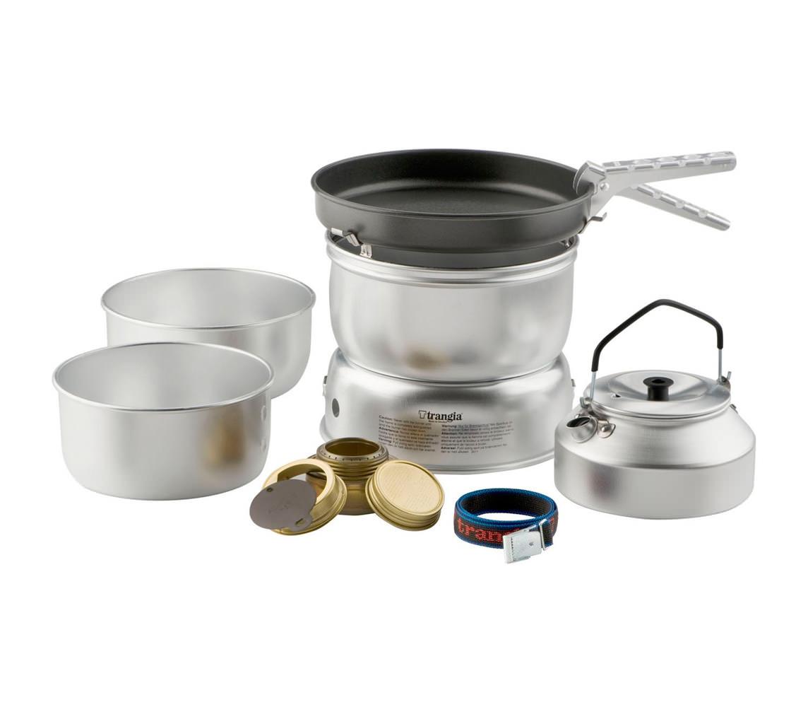Bộ bếp cồn du lịch Trangia 25-4UL