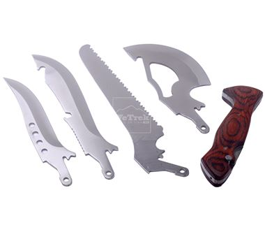 Bộ dao Ryder Knife Kit Set P0004 - 1334