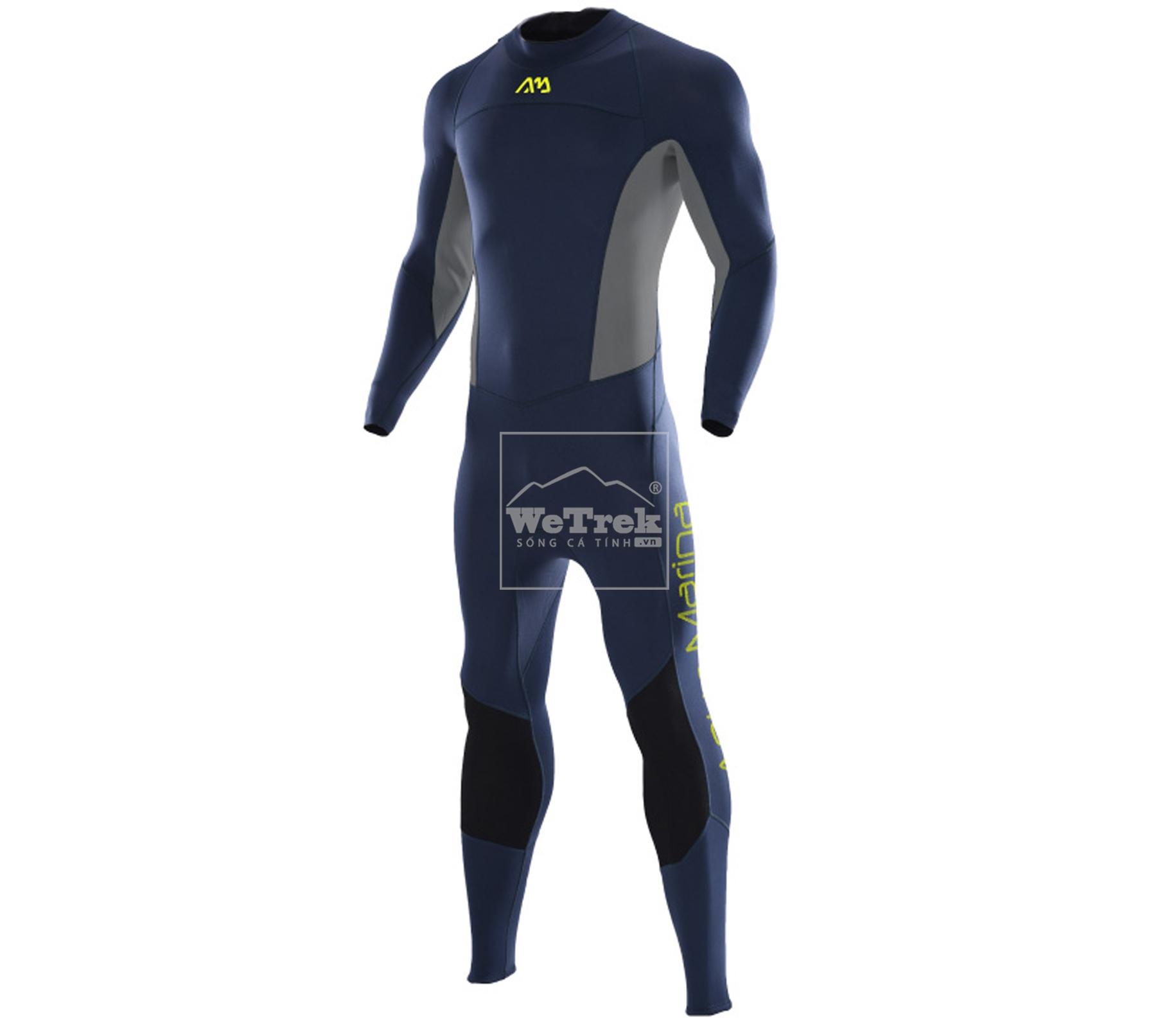 Bộ đồ bơi giữ nhiệt nam Aqua Marina MALIBU MEN