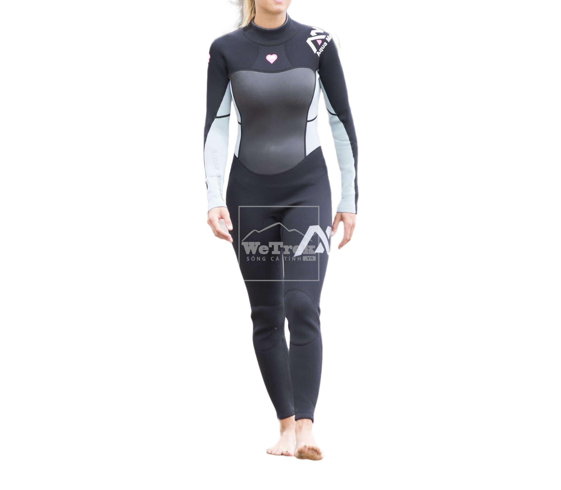 Bộ đồ bơi giữ nhiệt nữ Aqua Marina Diva Women