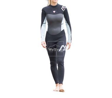 Bộ đồ bơi giữ nhiệt nữ Aqua Marina Diva Womens Wetsuit 3/2mm C-W17WS-BK - 7672