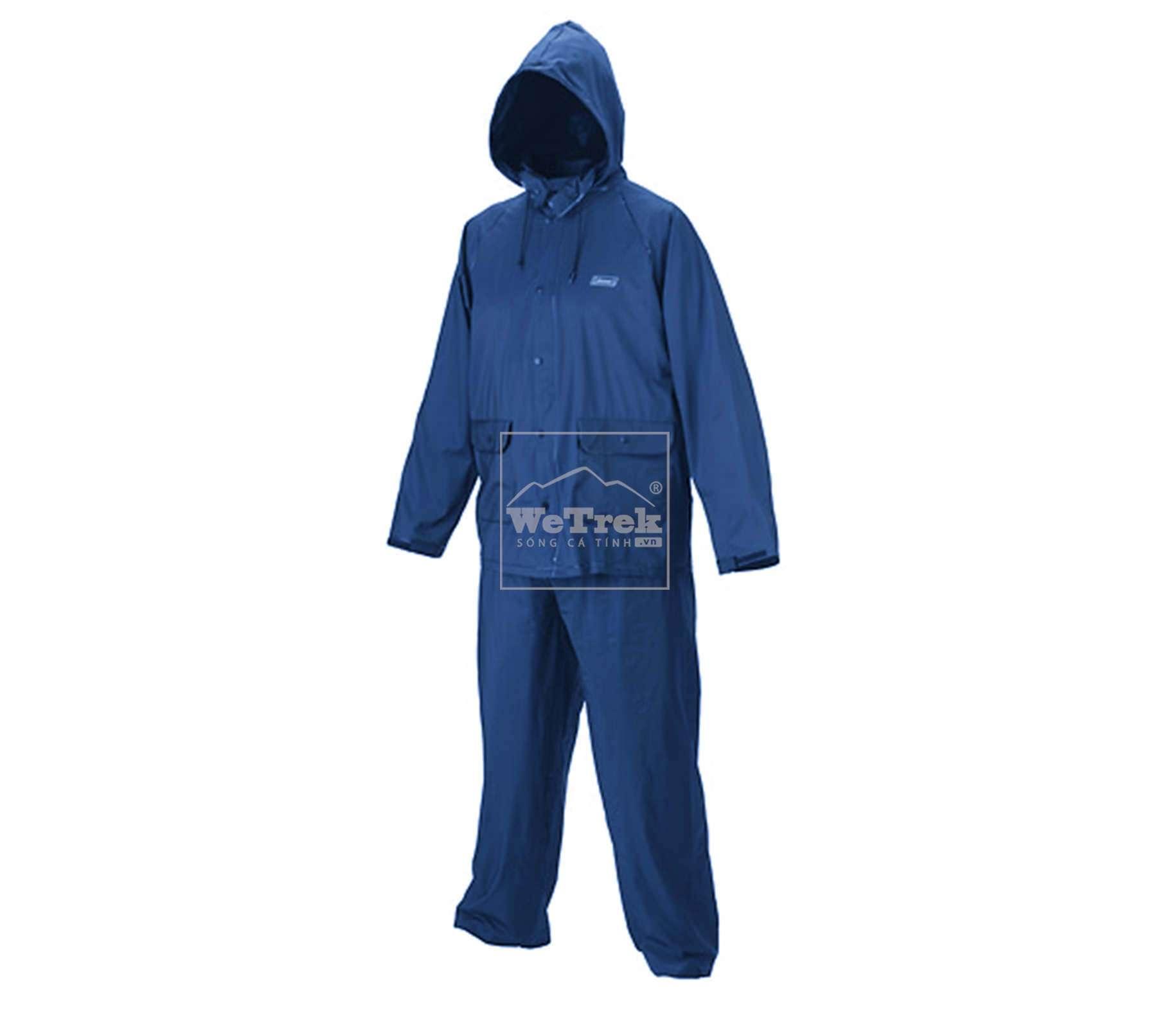 Bộ quần áo đi mưa Coleman 2000004102 - L -  Xanh 3496