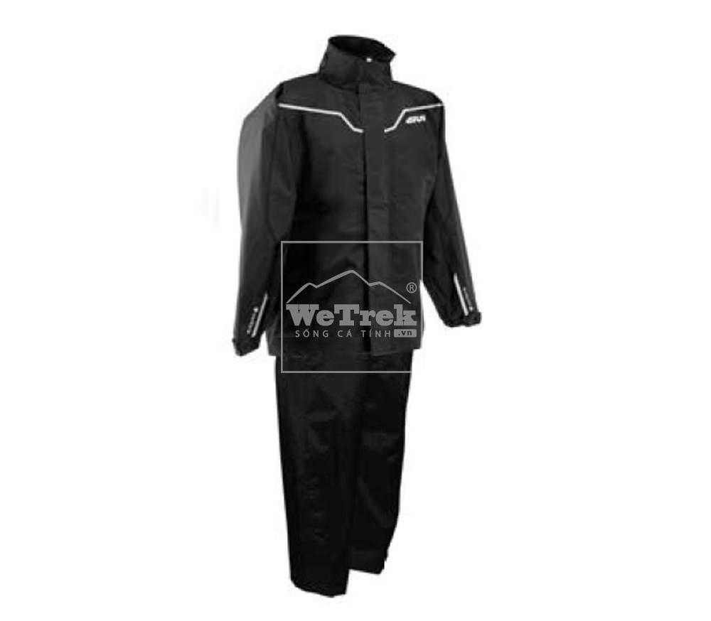 Bộ quần áo đi mưa GIVI BLACKJACK RAIN SUIT - RR03