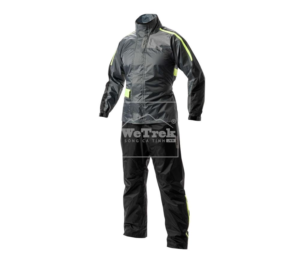 Bộ quần áo đi mưa GIVI COMFORT RAIN SUIT CRS01