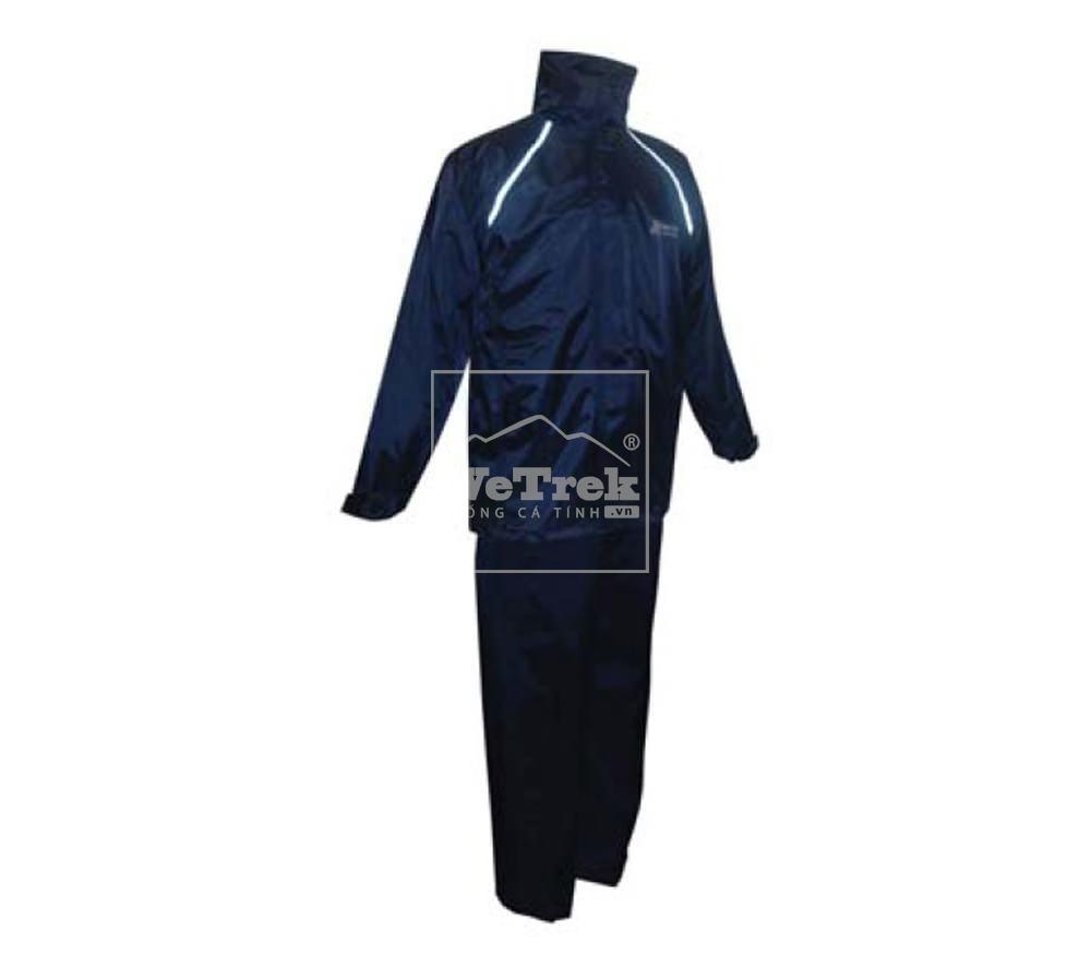 Bộ quần áo đi mưa GIVI ECORAIN WATERPROOF 2 PIECES SUIT - RR02