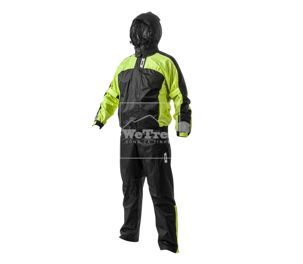 Bộ quần áo đi mưa GIVI PRIME RAIN SUIT - PRS01 - 3378