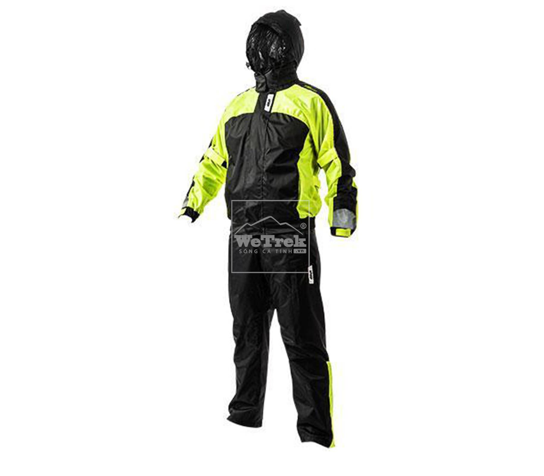 Bộ quần áo đi mưa GIVI Prime Rainsuit PRS01 AX-Y - 7817