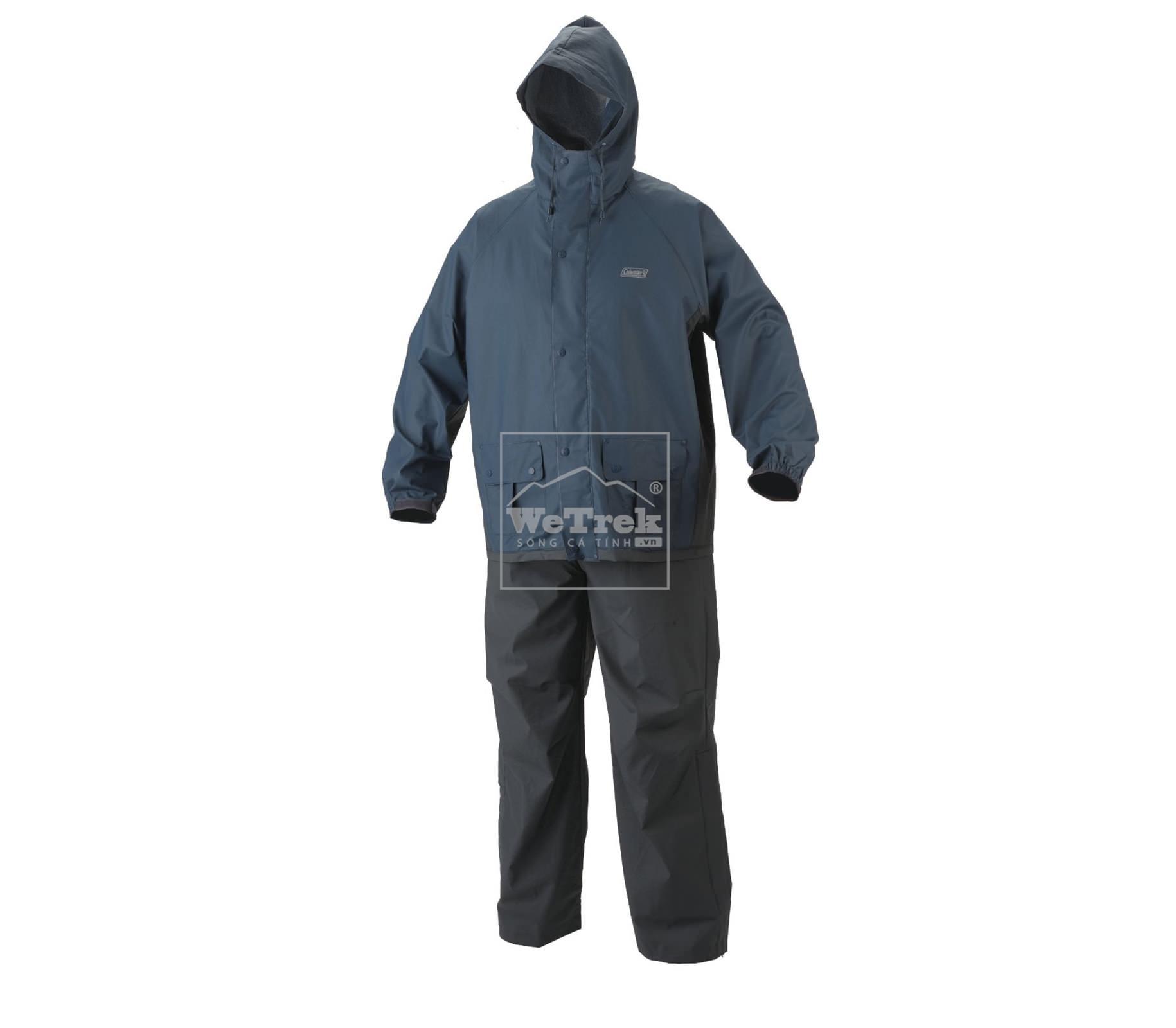 Bộ quần áo đi mưa PVC Coleman 2000004105 - 3466