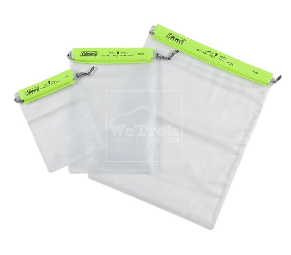 Bộ túi chống thấm Coleman Splash-Proof Pouches 2000016524