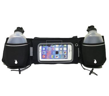 Đai đeo bụng đựng điện thoại kèm bình nước Senterlan - 8432