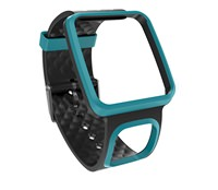 Dây đeo tay đồng hồ mỏng TOMTOM Comfort Strap Slim Turquoise - 6858