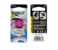 Đèn đeo giày NITE IZE ShoeLit LED NST-M3-R3 - Hồng 5172