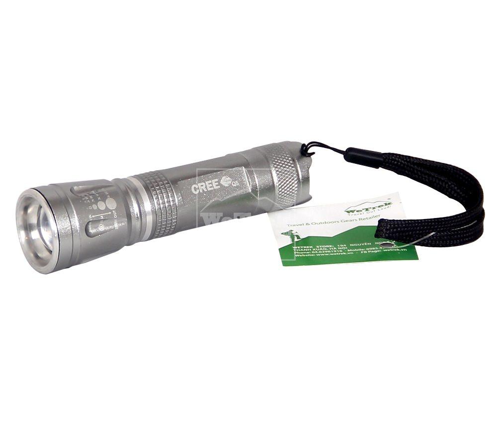 Đèn pin sạc UltraFire 803 - 3908