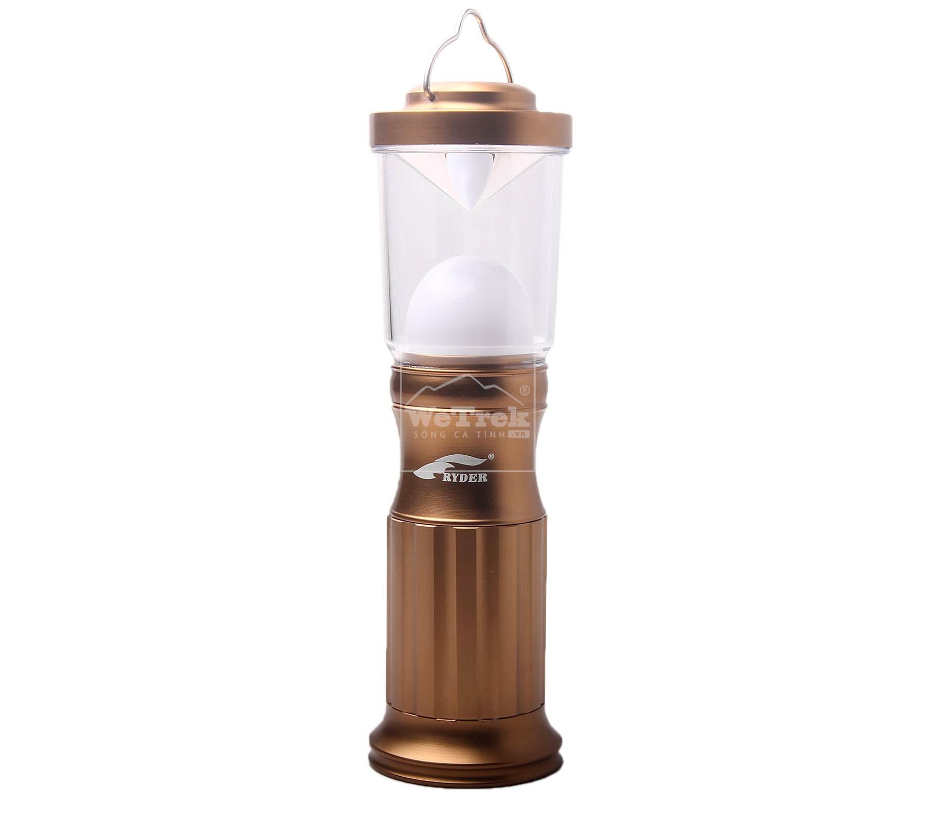 Đèn lều 16 LED Ryder Alloy Lantern K2002 - 1200