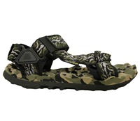 Dép sandal 5.TEN FT-15-N Camo Green - 5603