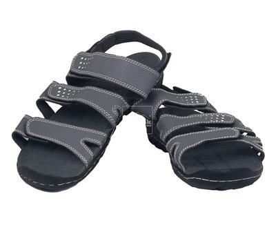 Dép sandal KAIDO 9301 - Ghi xám 4504