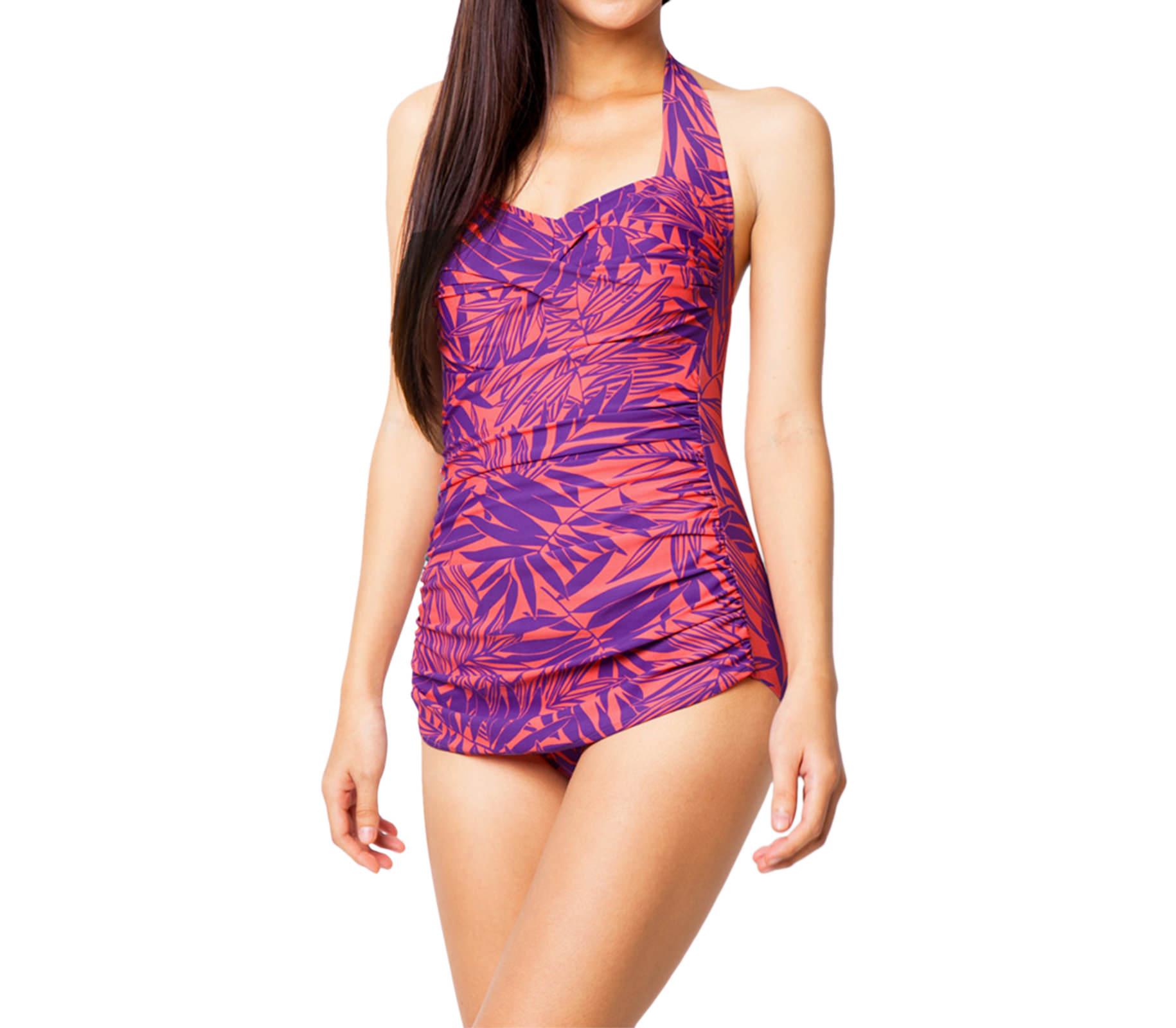 Đồ bơi nữ 1 mảnh Legsuits LH 30033 - 6523