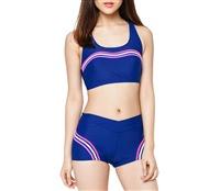Đồ bơi nữ 2 mảnh Legsuits LHB 21056 - 6640