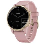 Đồng hồ thông minh Garmin Vivoactive 4S Dust Rose/Light Gold - 9428