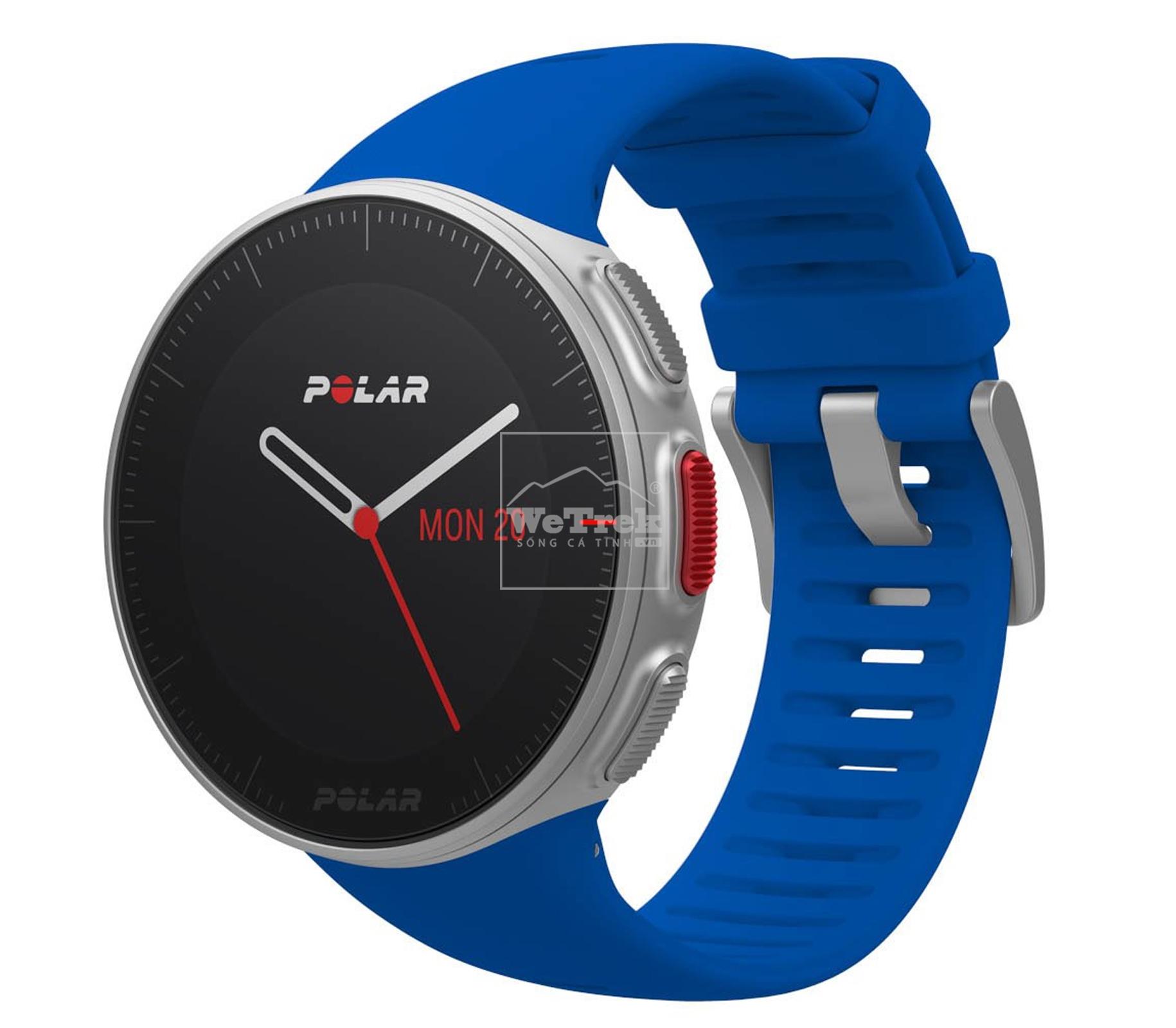 Đồng hồ thông minh POLAR VANTAGE V Blue HR - 9351