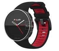 Đồng hồ thông minh POLAR VANTAGE V TITAN Black/Red HR NA/APAC - 9338