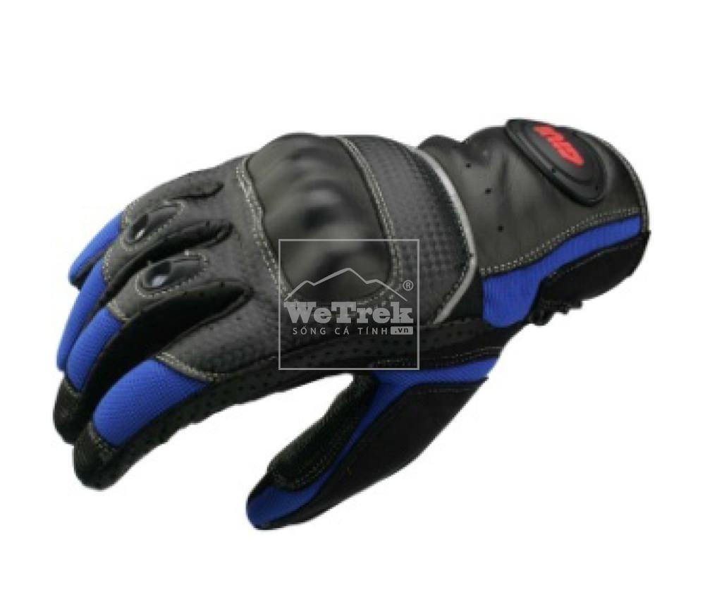 Găng tay xe máy GIVI FREE TIME GLOVE BLUE - RG02B