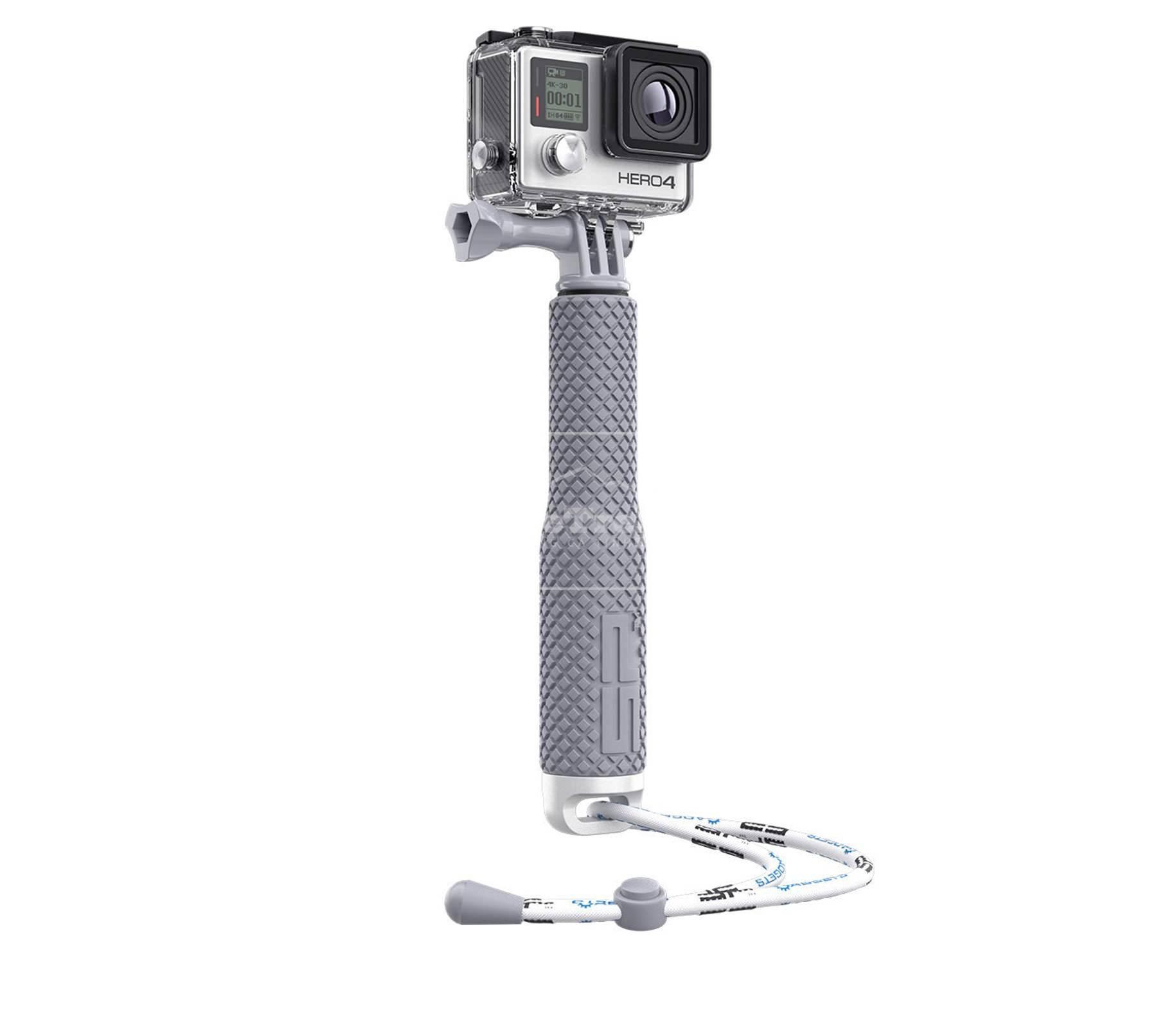 """Gậy tự sướng máy quay GoPro SP POV Pole 19"""" / 48cm Silver - 6343"""