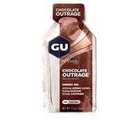 Gói gel năng lượng vị socola GU Energy Chocolate Outrage Gel - 8080
