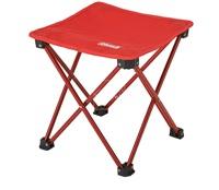Ghế đẩu Coleman Compact Trekking Stool Red 2000023169 - 7596
