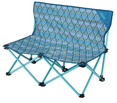 Ghế xếp đôi Coleman Fun Chair Double 2000022002- Xanh dương 5921