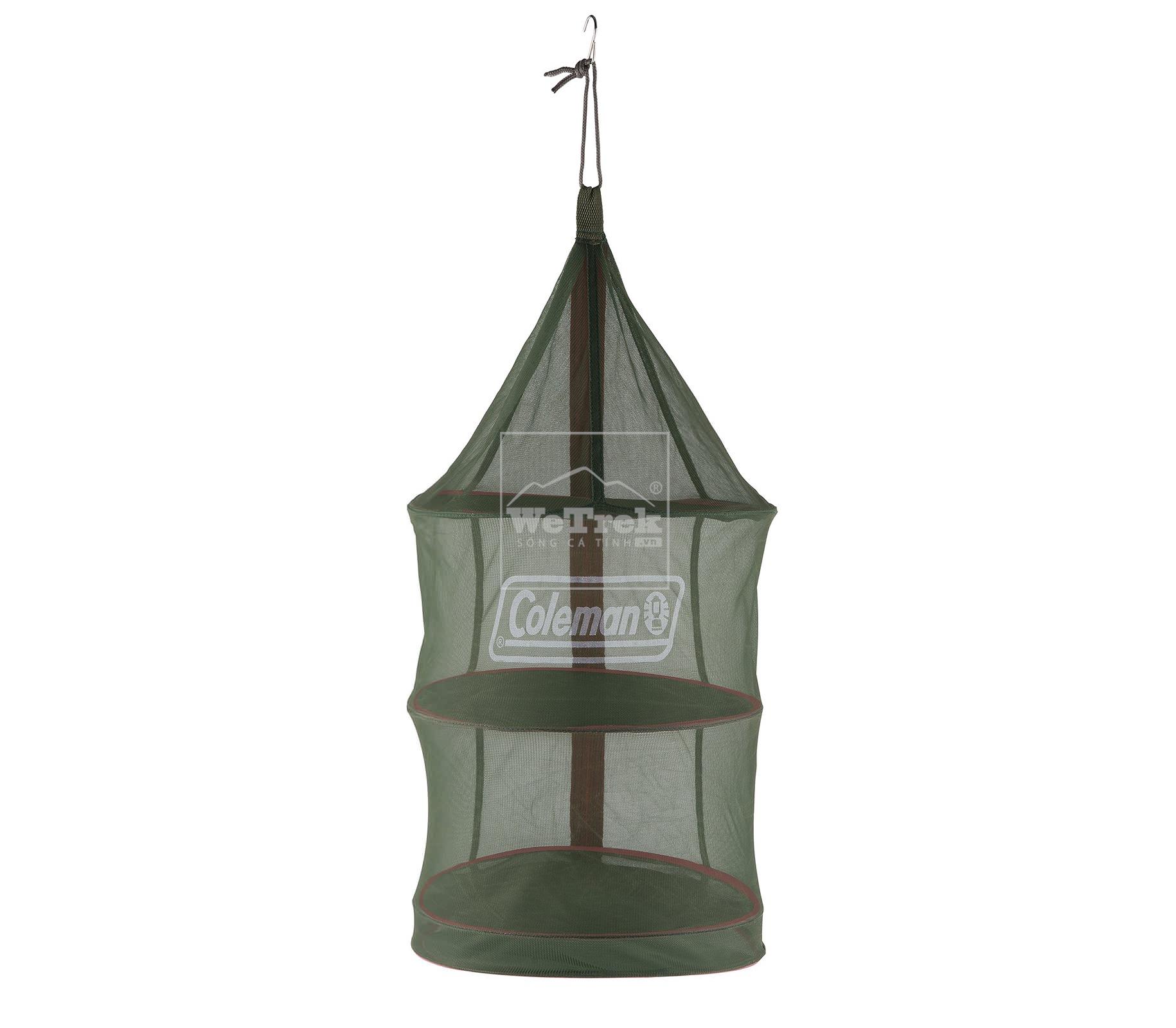 Giá treo đồ Coleman Hanging Dry Net II Green 2000026811 - 7479