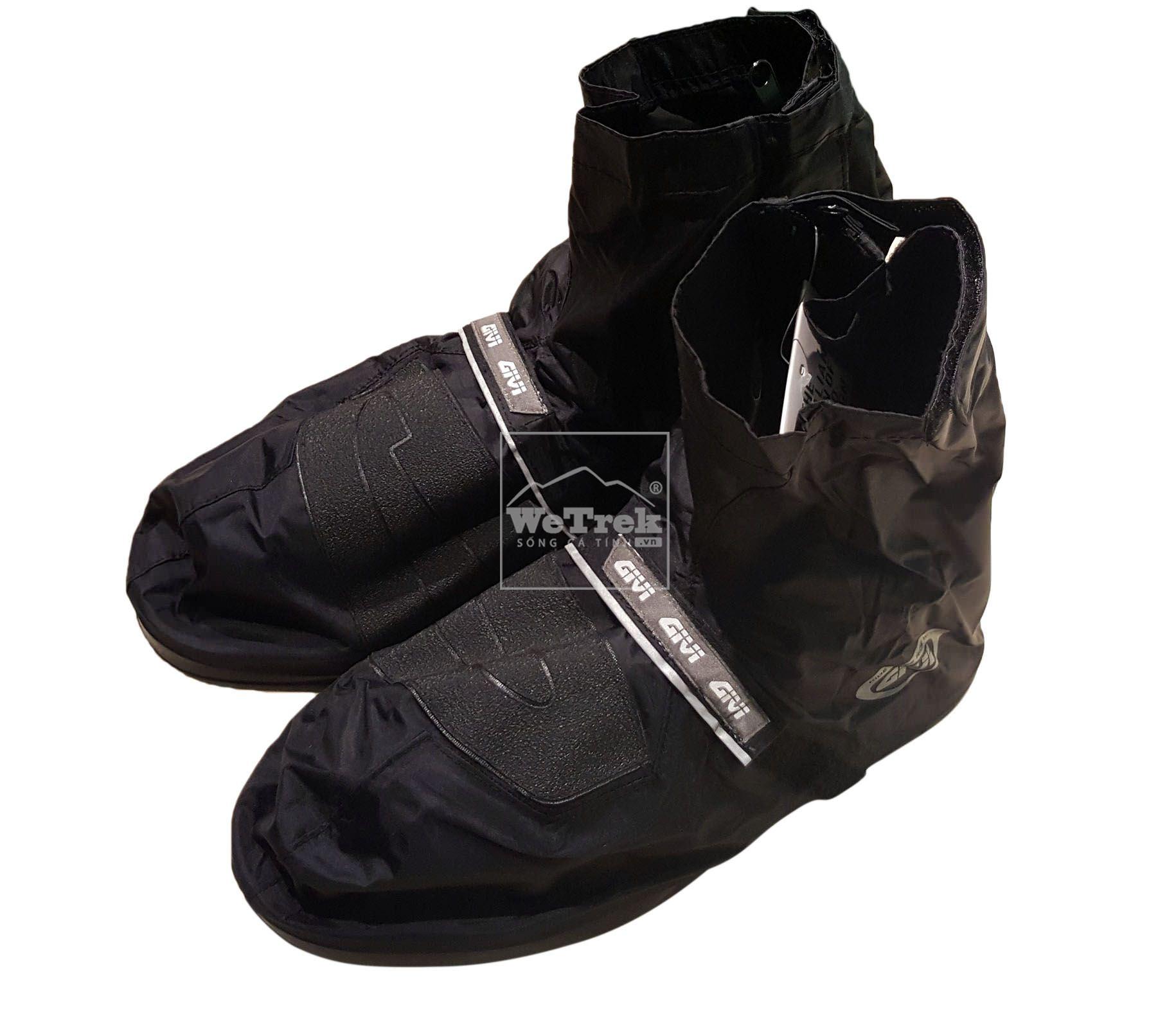 Giày đi mưa GIVI Twinshield Rain Shoes RS04 - 3387