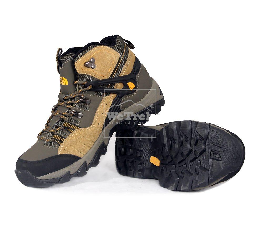 Giày leo núi cổ cao VNXK TNF - 3484