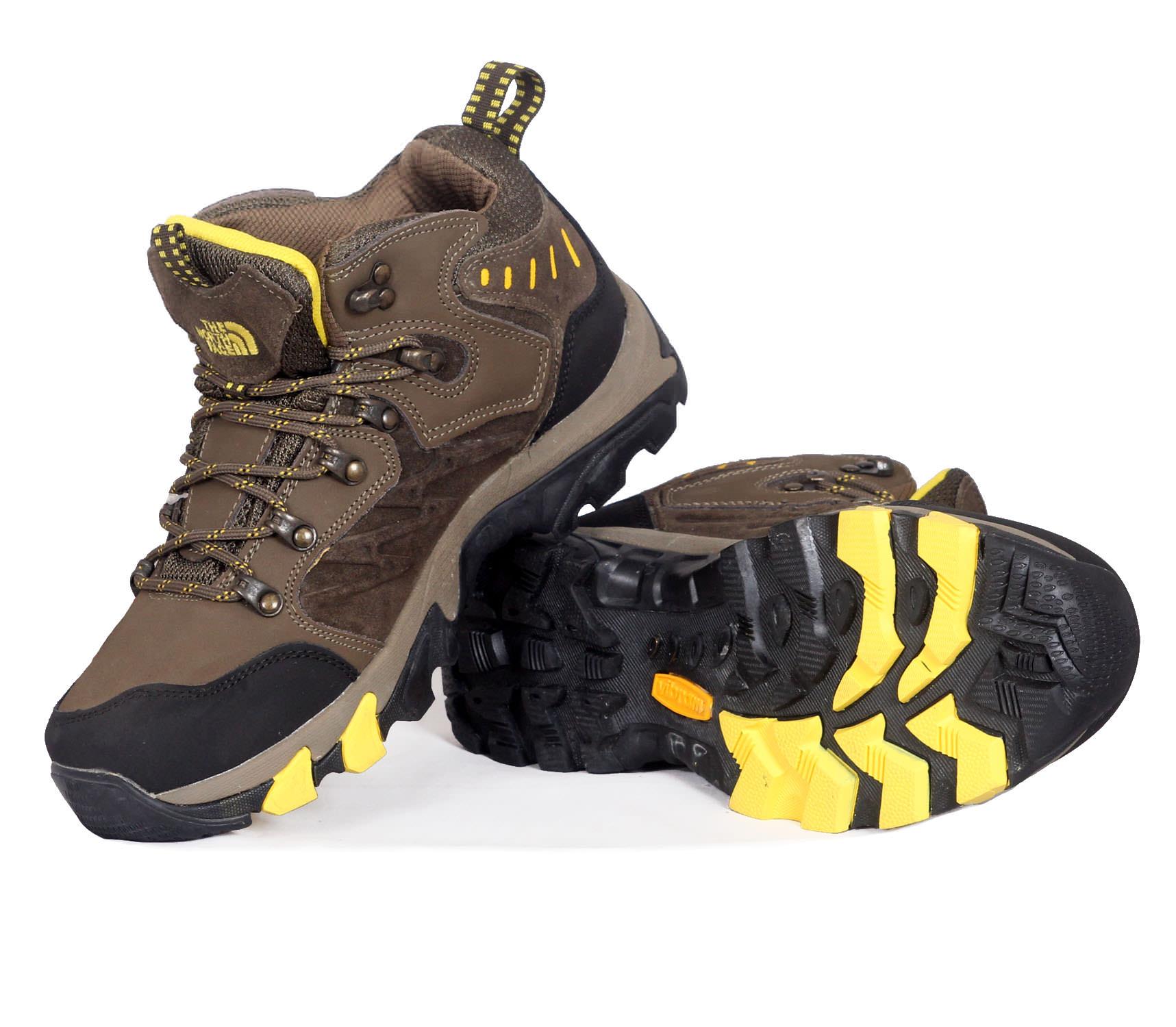 Giày leo núi cổ cao VNXK TNF - 4054