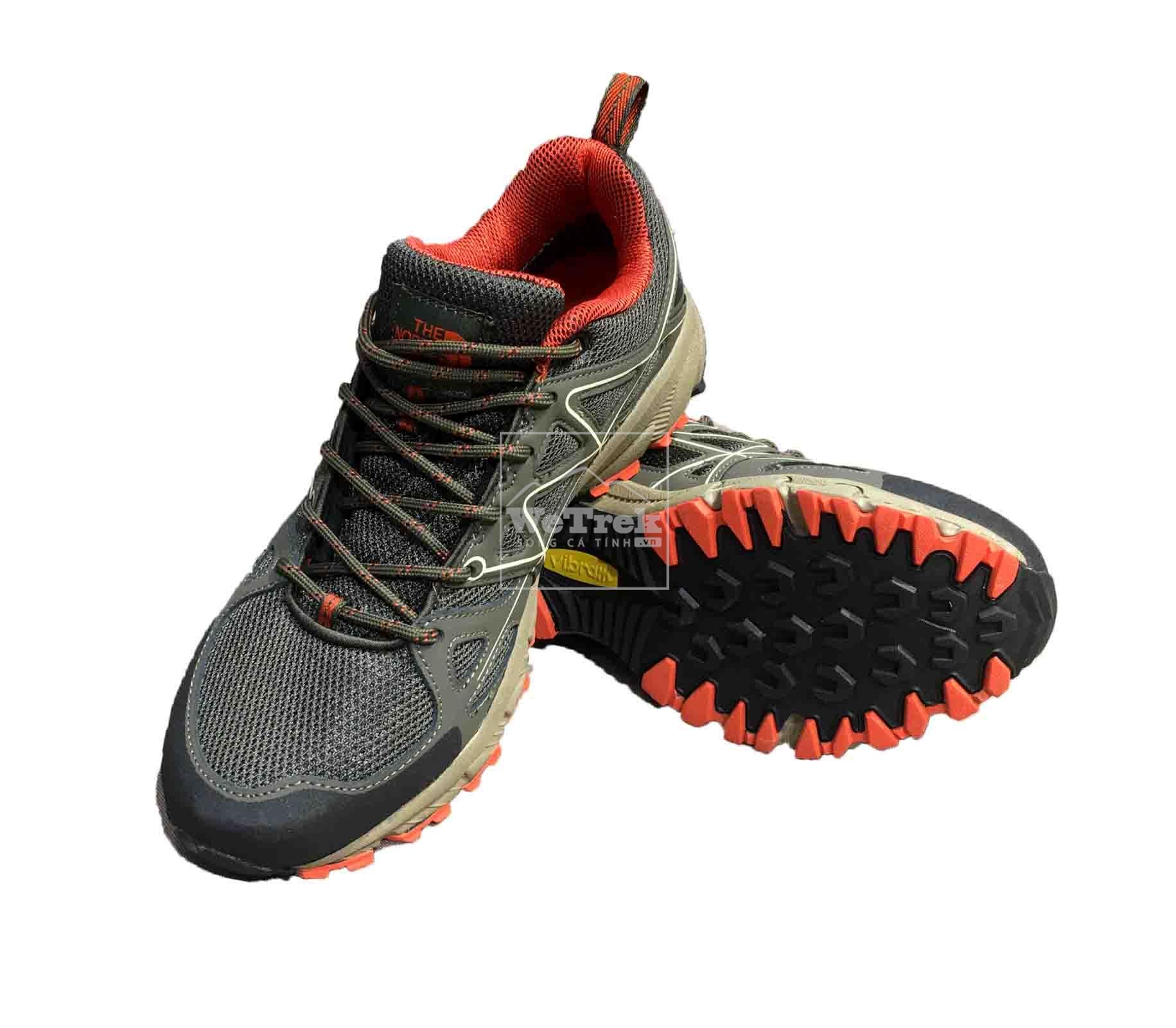 Giày leo núi cổ thấp VNXK TNF - 8853